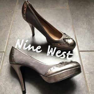 NWT Nine West Heels